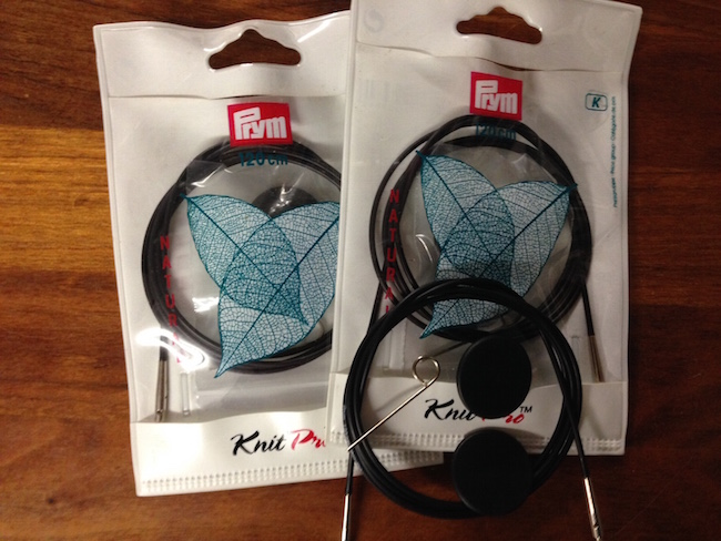 Wire til Knit Pro