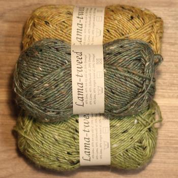 Lamauld - Tweed fra CaMaRose - Køb det hos Lisbjerg Garn