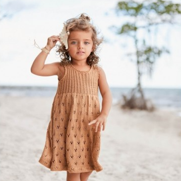 Baby/pige kjoler