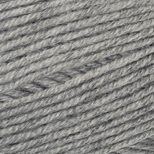 Tynd Merinould - Klompelompe-Gråmeleret 1042