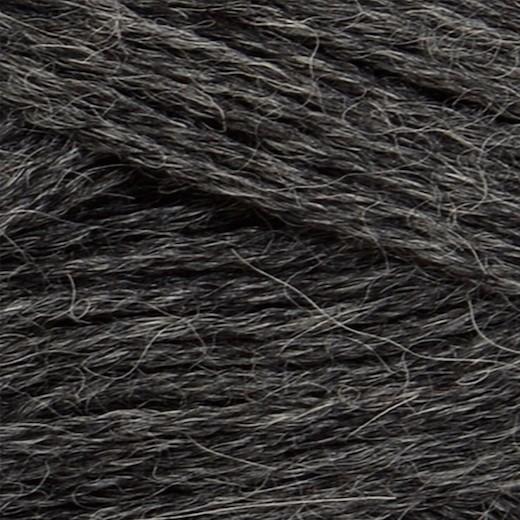 Sandnes Alpakka-Mørk Gråmeleret 1053-31