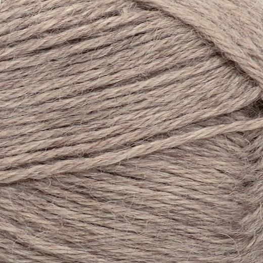 Sandnes Alpakka-Gråbrun meleret 2650-31