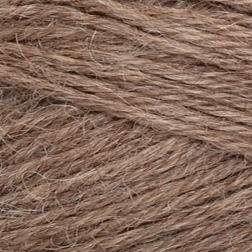 Sandnes Alpakka I Mørk Beige 3151I Udgået farve
