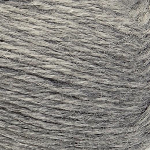 Mini Alpakka-Grå meleret 1042-31