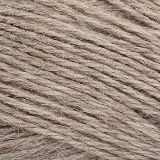 Mini Alpakka-Grå Beige meleret 2650-31