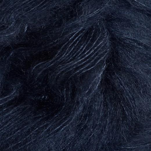Sandnes Silk Mohair-Dyb Blå 6081-31