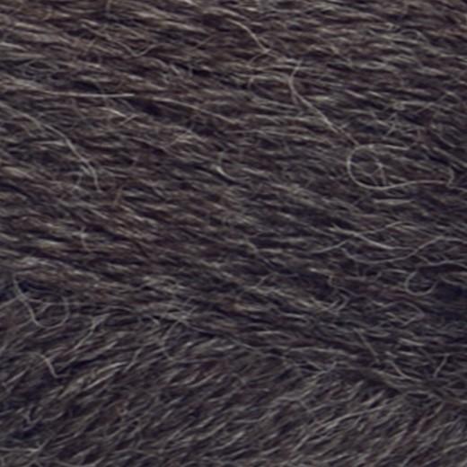 Alpakka/Uld-Mørk Gråmeleret 1053-31
