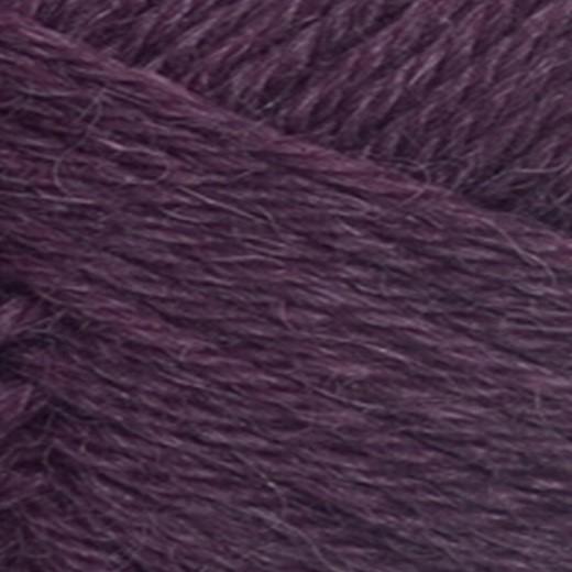 Alpakka/Uld-Mørk Lyng 4855-31