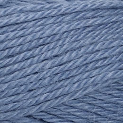 Alpakka/Uld-Jeansblå 6052-31