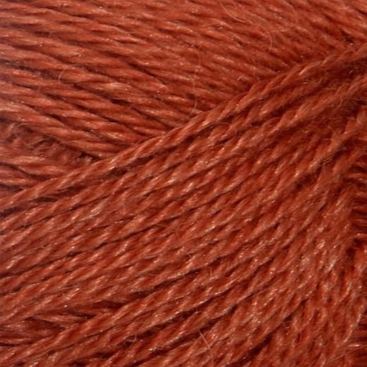 Sandnes Alpakka/silke-Brændt Orange 3427-33