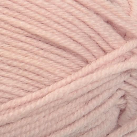 Alpakka 100% Alpakka-Pudder rosa 3511-31