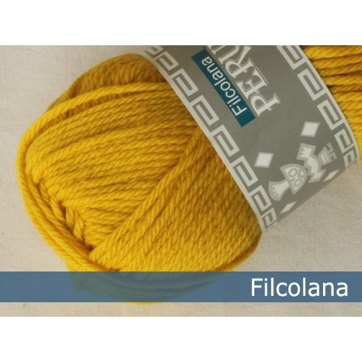 Peruvian Highlander wool | 223 Sunflower