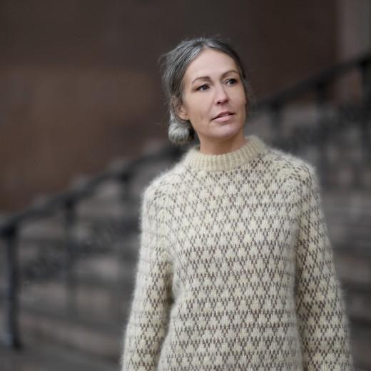Spot Sweater | Anne Ventzel