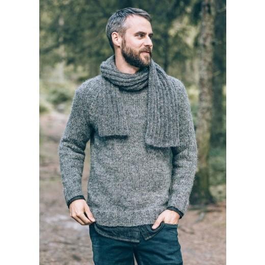 OPskrifter tweed garn fra Sandnes Garn