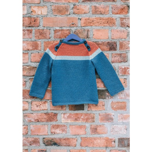 stribet genser