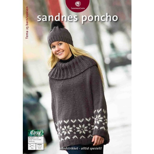 Tema 25 Poncho-350