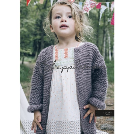 Skappel jakke til børn-31