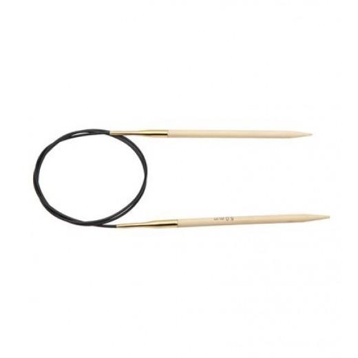 Knitpro bambus 60cm 80 cm