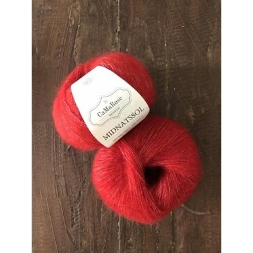 Midnatssol   Rød 9518