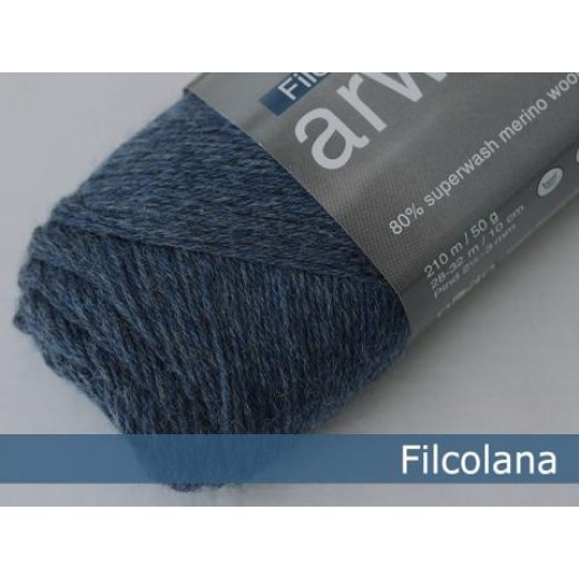 Arwetta Classic-726 Jeans Blue (melange)-31