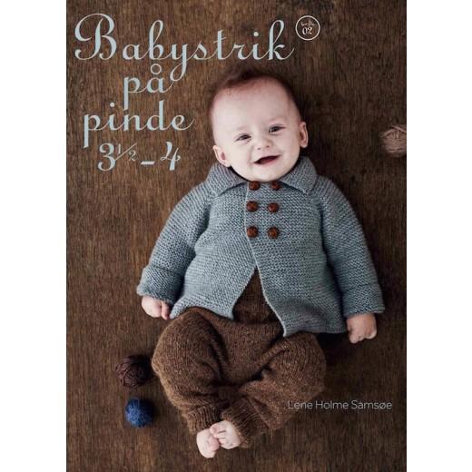 Baby strik på pind 3,5 4-32