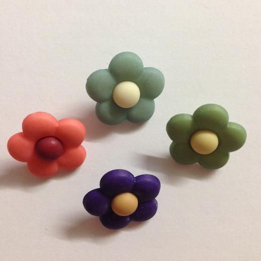 Blomster knapper-31