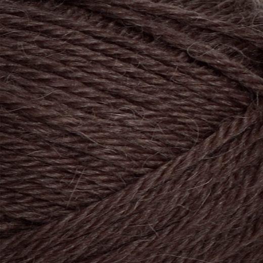 Alpakka Uld | Brun 3571
