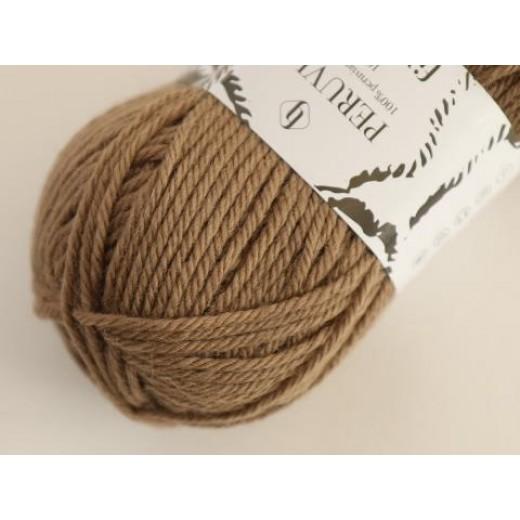 Peruvian Highlander wool   Camel 203