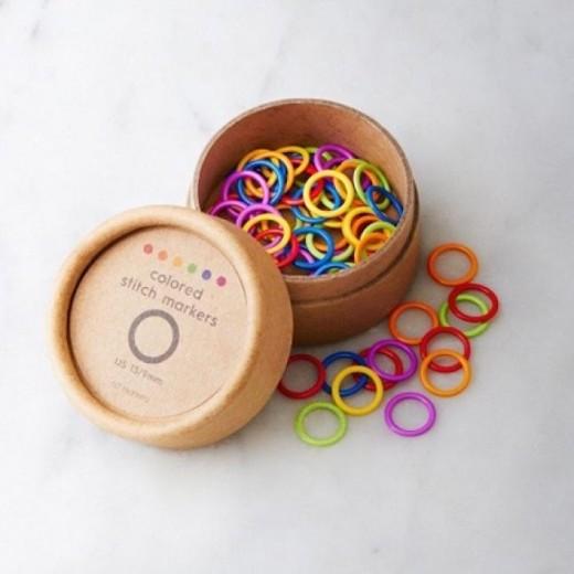 CocoKnit - Små ringmarkører