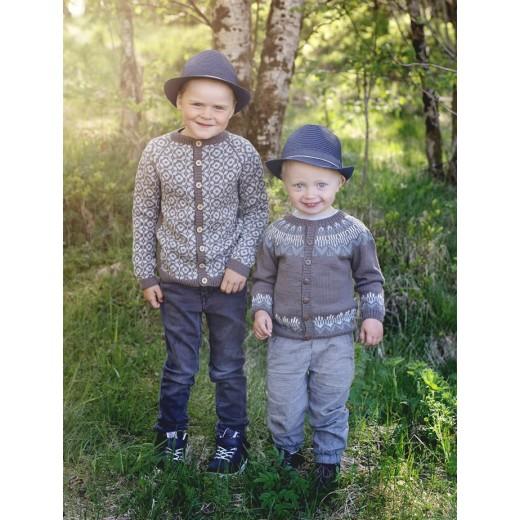 Drenge strik fra KlompeLompe-31
