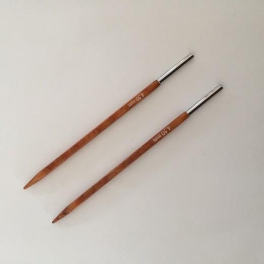 Firkantede pinde til Wire Knitpro-31