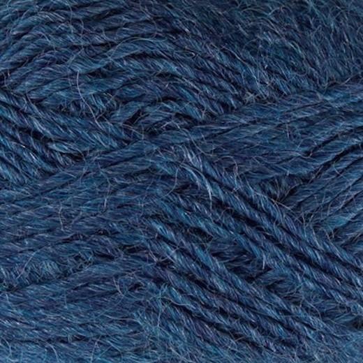 Lamauld fra CaMaRose-Jeansblå-31