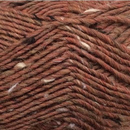 Tweed Kastanie 6412-31