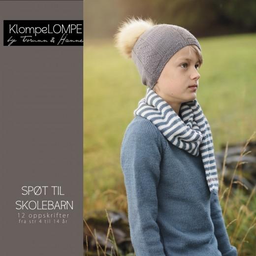 Spøt til skolebarn KlompeLOMPE-31