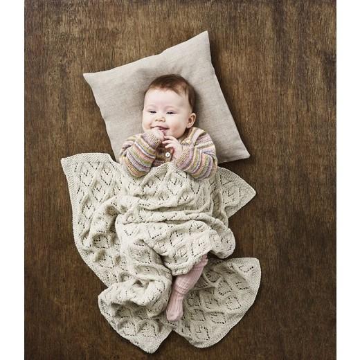Babystrik på pind 3