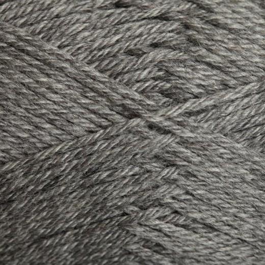 Yaku -100% kradsfri Merinould-Lysgrå 1041