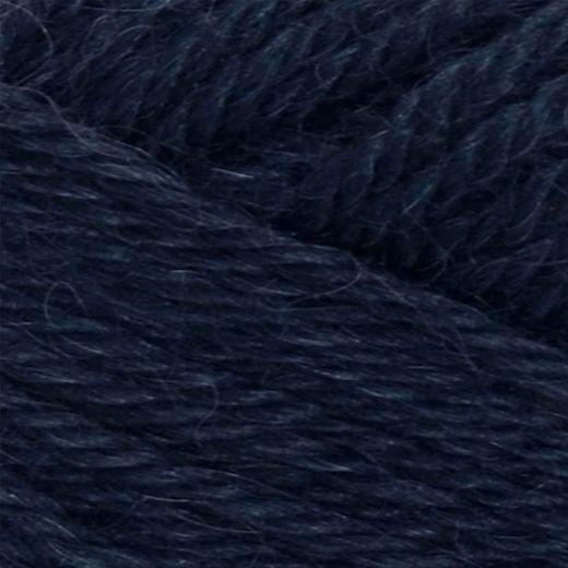 Alpakka Uld   Midnatsblå 6081
