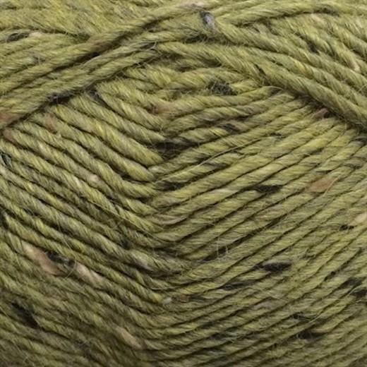 Tweed CaMaRose-Mosgrøn 6443-31
