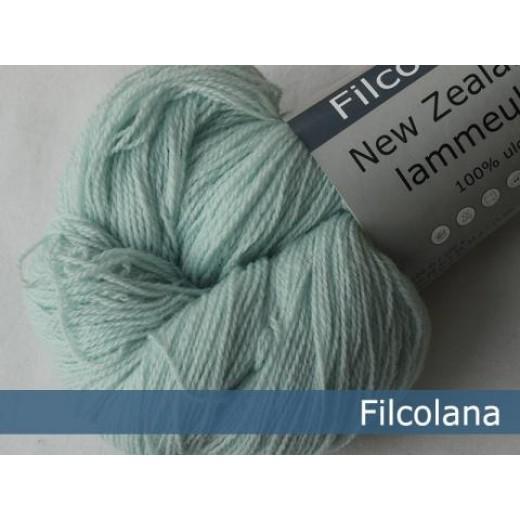 New Zealandsk Lammeuld - Filcolana-303 Sea Glass