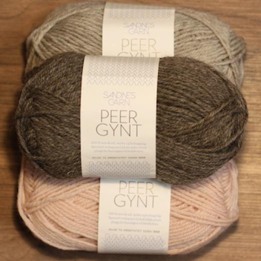 Peer Gynt fra Sandnes Garn