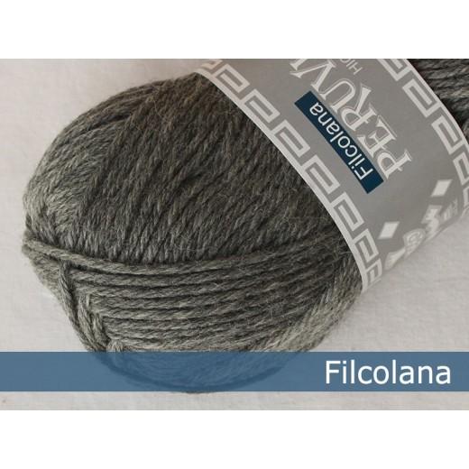 Peruvian Highlander wool - Filcolana- Medium Grey 955