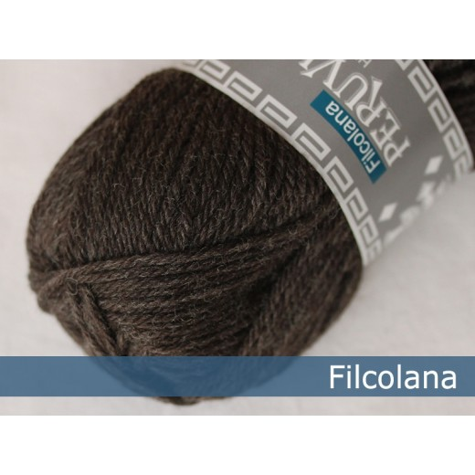 Peruvian Highlander wool - Filcolana- Dark Chocolate 975