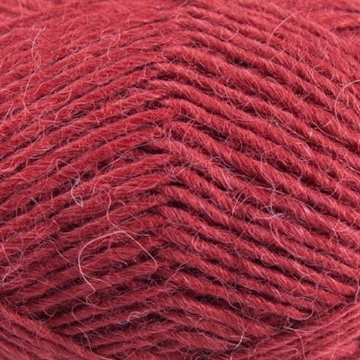 Lamauld fra CaMaRose-Rød-31