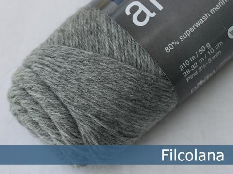 954 Light Grey (melange)