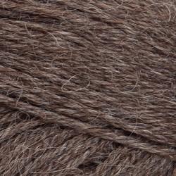 Sandnes Alpakka-Mellembrun meleret 2652-20