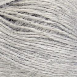 Mini Alpakka-Lys Gråmeleret 1032-20