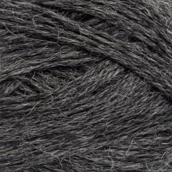Mini Alpakka-Mørkgrå Meleret 1053-20