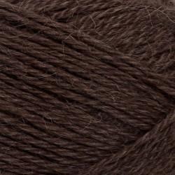 Mini Alpakka-Mørk Brun 4071-20