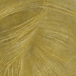 gul/grøn 2024 Silk mohair Sandnes