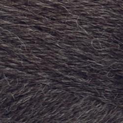 Alpakka/Uld-Mørk Gråmeleret 1053-20
